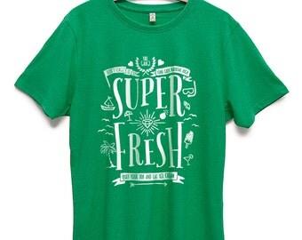 Super fresh - shirt - men