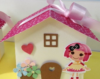 Lalaloopsy Favor Boxes / Table Decor