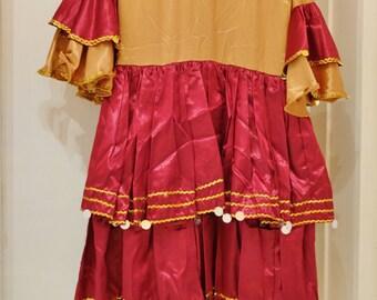 Rare Egyptian Hagalla Dance Costume