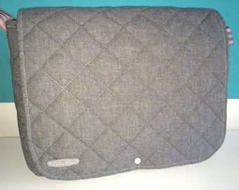 Diaper bag, diaper bag, Messenger bag