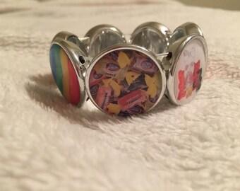 Candy Jewelry Stretchable Bracelet