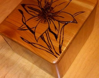 Lilley jewelry  box
