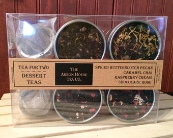 Gift, Tea for Two, Dessert Teas Variety Pack