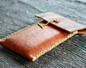 iPhone or Smartphone Leather Case