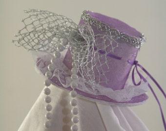 Mini - Cap purple