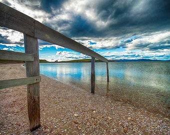 Oppossum Bay, Tasmania, Australia Photography, Beach Photography, landscape photography, ocean photography