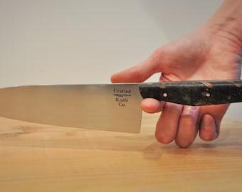 Handmade Stainless Steel Chef's Knife