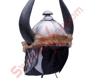 Conan Barbarian Helmet From Movie
