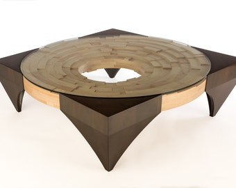 One of a kind custom coffee table