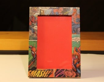 Marvel Spiderman Picture Frame