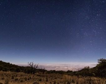 Mauna Kea Stars