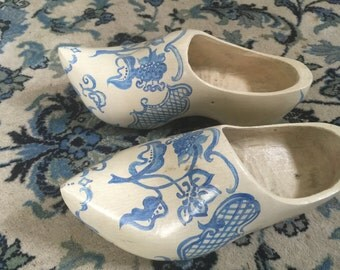 Wooden Shoes from Holland/Dutch