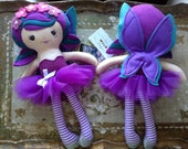Lily The Fairy Plush Doll
