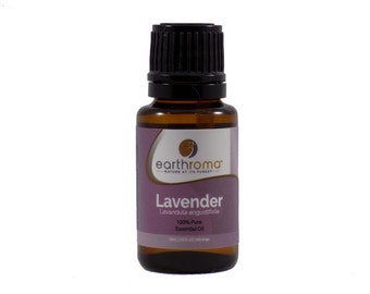 Lavender Essential Oil | 5 mL | 15 mL | 30 mL | 100% Pure Therapeutic Grade