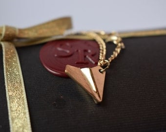 Paper Plane Necklace/Chain