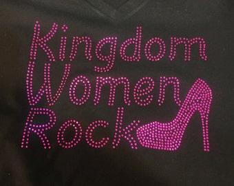 Bling Kingdom Women Rock