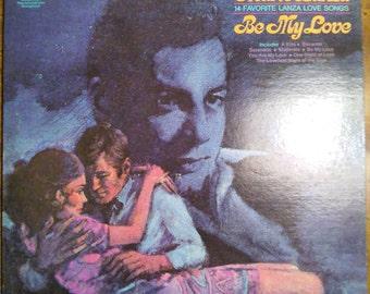 Mario Lanza - Be My Love LSC3289 Vinyl Record LP 1972