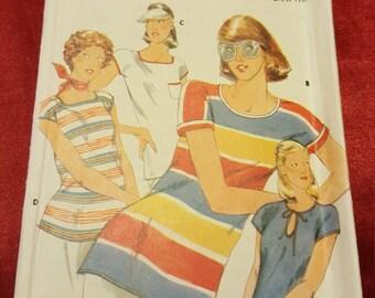 1970 Butterick #5484 size 10 Uncut