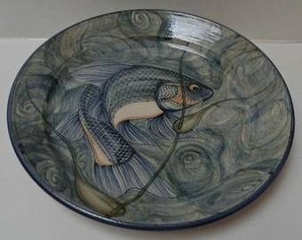 14 inch fish dish