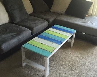 Hand Made Pallet Coffee Table