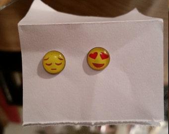 Aretes imojis