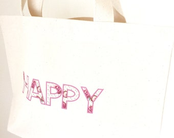 HAPPY logo launch