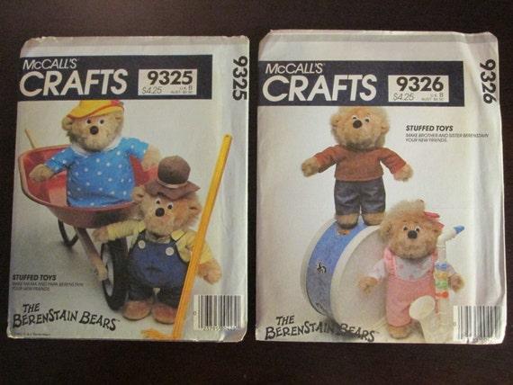 Rhyming with the Berenstain Bears | Printable Activities ...  |Berenstain Bears Crafts