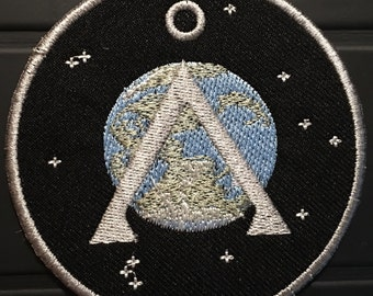 Stargate SG-1 Earth Patch