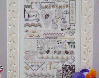 Shepherd's Bush - Thoughtful Heart Kit - Lovely design!