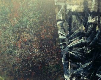 Magnet (4in x 3in) Original Artwork by Joel Wedberg