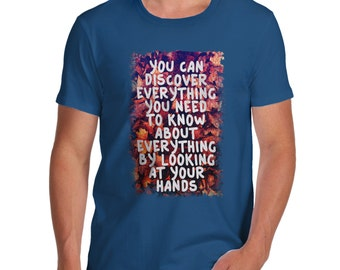 Men's You Can Discover Everything T-Shirt