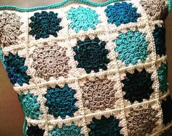 BB Crochet Cushion
