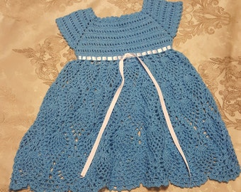 Blueberry Jam Dress