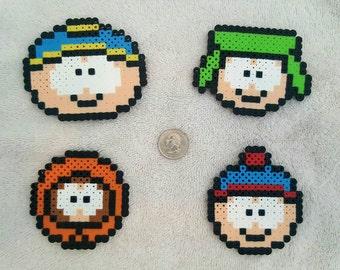 South Park magnet set (4 pieces)
