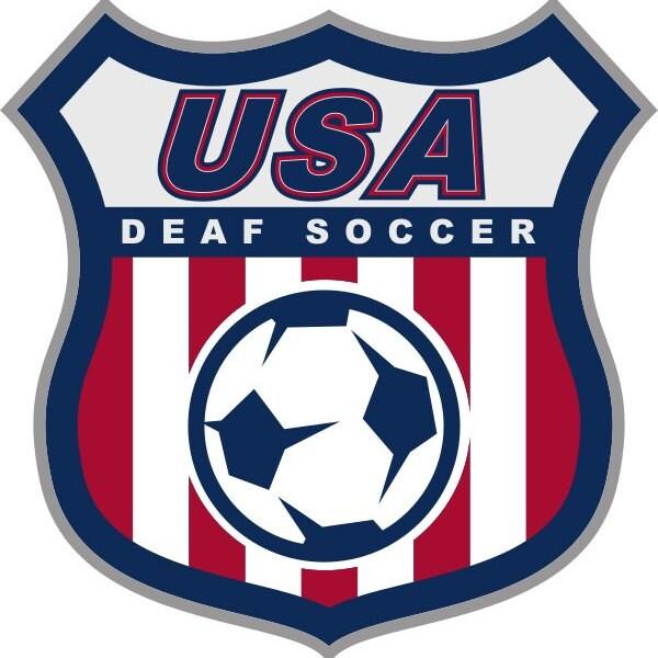 Us Womens National Soccer Team Logo US Deaf Soccer Women's...