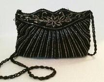 Embroidered bag vintage