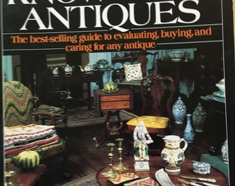 Kovels' Know your Antiques...by Ralph Kovel (1990)