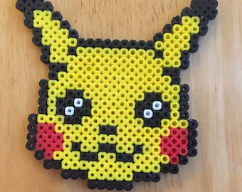 Pokemon Pikachu Peler Beads