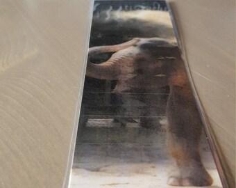 Happy Elephant - Bookmark