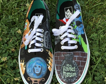 Haunted Mansion Shoes!