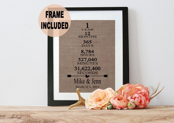 Wedding Gifts For 8 Year Anniversary : First Wedding Anniversary Gift Anniversary Present 8 Year Anniversary ...