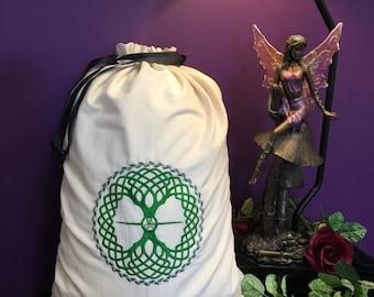Irish Dance Shoe Bag