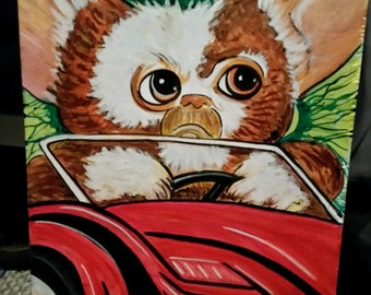 Gizmo painting