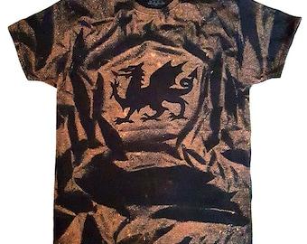 Welsh Dragon Tshirt