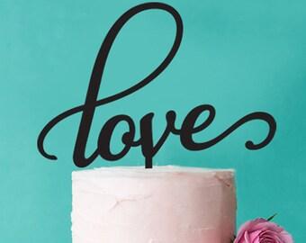 Love Wedding Topper (FJM-LVCKT56-LXJM)