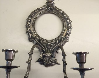 Candlestick Wall Sconce