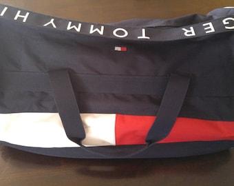 Tommy Hilfiger duffel bag medium sized
