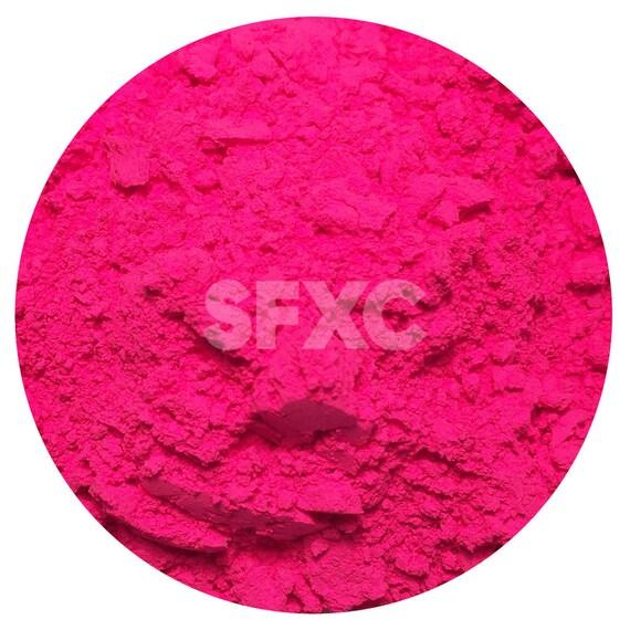Fluorescent Pigments - Pink