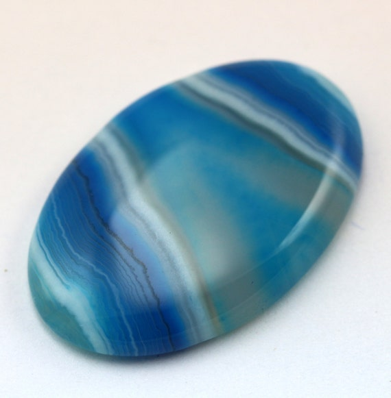 What Color Is Onyx Gemstone : Cts blue onyx agate mm multi color