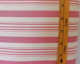 Westminster Fibers, Free spirit Tanya Whelan, Barefoot Roses Legacy Collection, Ticking, PWTW052, Pink, Quilting Fabric